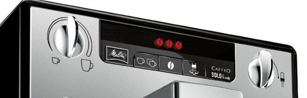 Caffeo Control Panel
