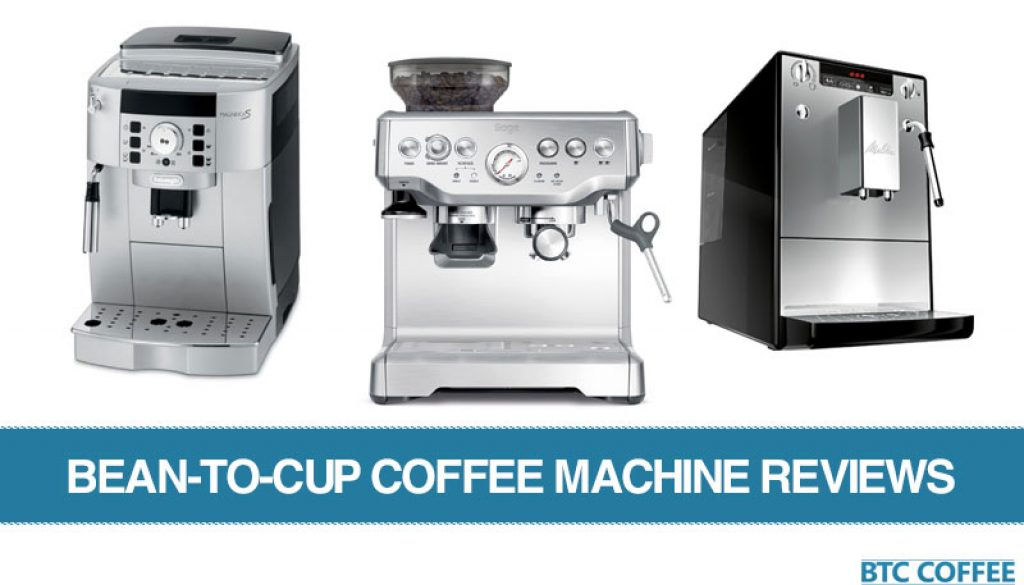 Bean-to-Cup Coffee Machine Reviews from BTC