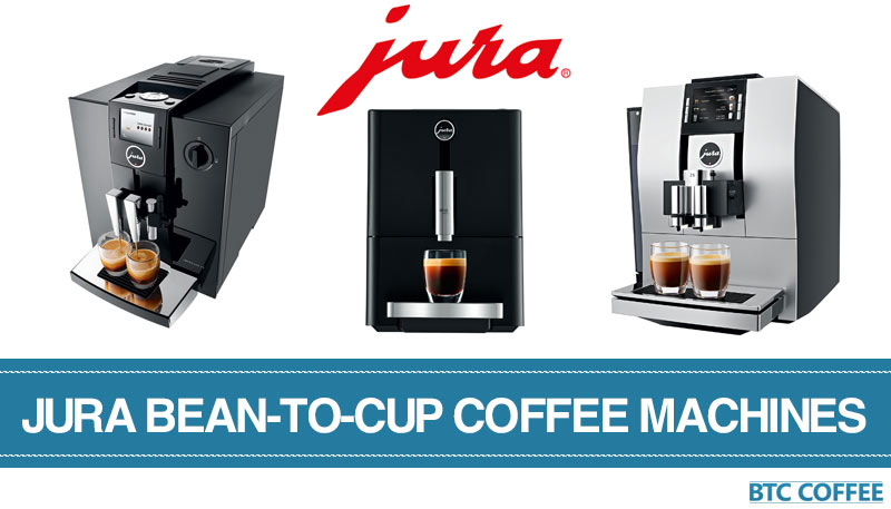 List of the Best Jura Bean-to-Cup coffee machines