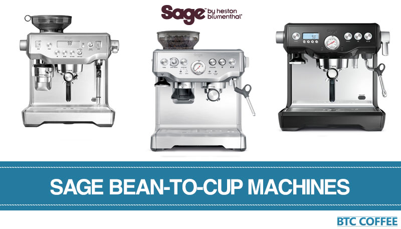 Sage Coffee Machine Reviews Which Is The Best Bean To Cup