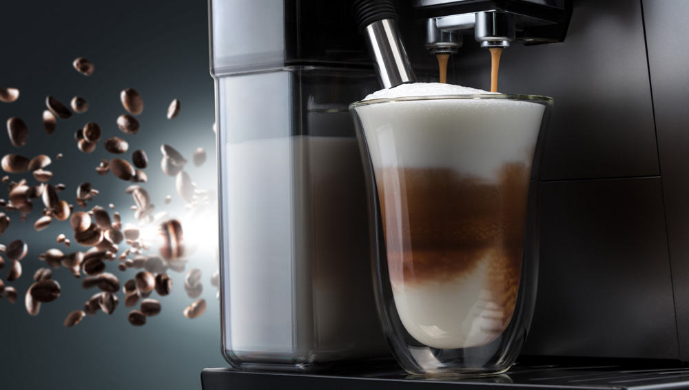 How to clean a bean to cup coffee machine